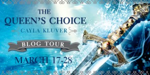 Blog Tour: The Queen's Choice - Author Interview