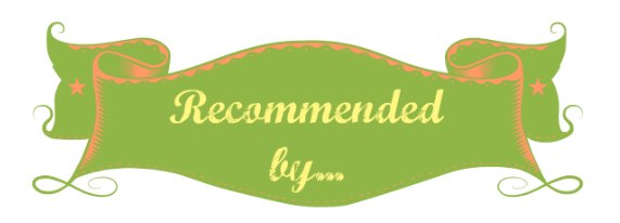 "April ""Recommended by…"" Part One"