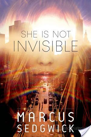 She Is Not Invisible- Review + Author Interview + Giveaway