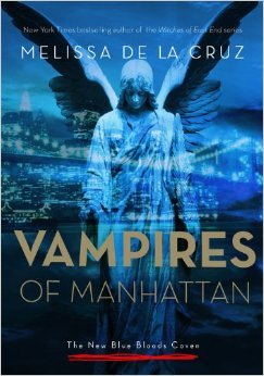 Giveaway: The Vampires of Manhattan