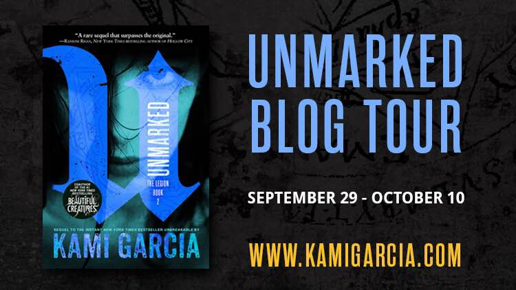 Blog Tour: Unmarked