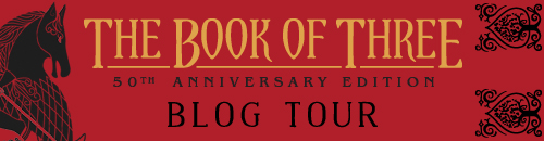 The Book of Three 50th Anniversary Blog Tour