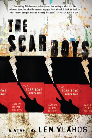 Morris Week – The Scar Boys Guest Post