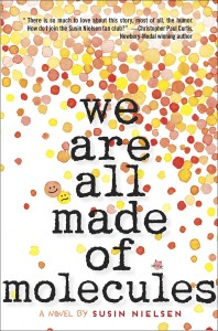 Blog Tour: We Are All Made of Molecules – Guest Post
