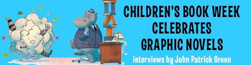 Blog Tour: Children's Book Week