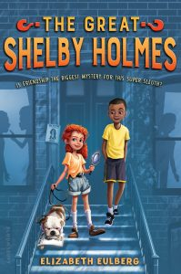 Chapter Reveal: The Great Shelby Holmes