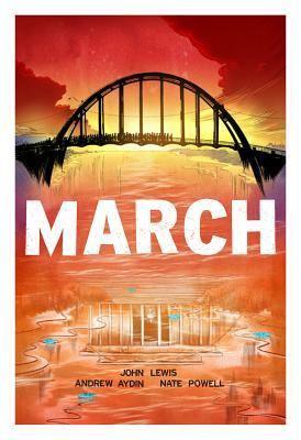 March: Books 1-3 by John Lewis, Andrew Aydin, Nate Powell