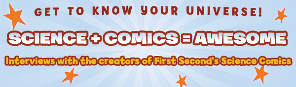 Blog Tour: Science Comics