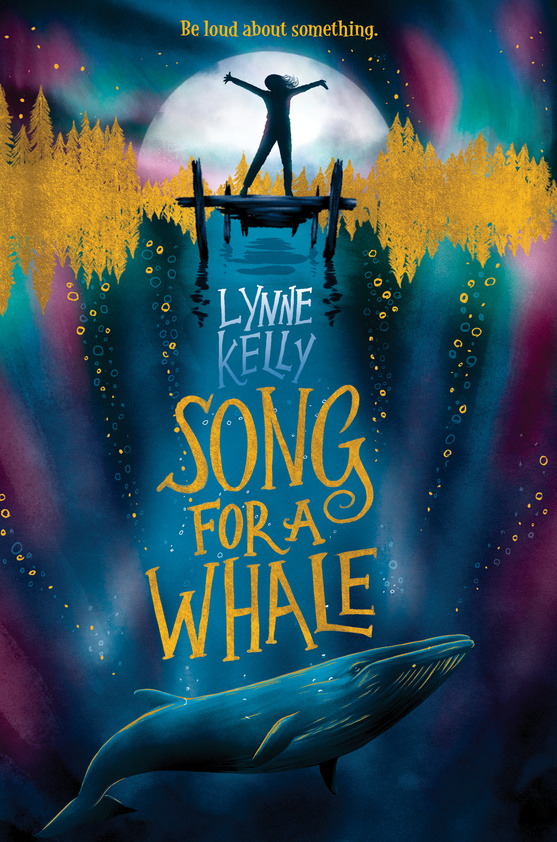Song for a Whale by Lynne Kelly